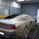 BMW 6 pripraveno v plnici Torera.cz
