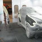 BMW X 5 lakovani karoserie Torera.cz