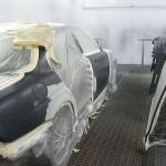 Jaguar oprava PZ boku, lakovani aut Torera.cz