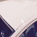 Toyota Yaris strecha po oprave opravena strecha auta Torera.cz