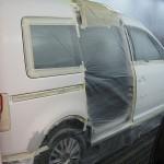 lakovani VW caddy Torera.cz