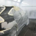 lakovani blatniku Lexus RX Torera.cz