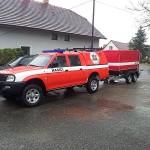 prestavba hasicskeho vozu vcetne privesu od Torera.cz